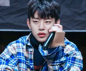 asian, handsome, and daehyun image
