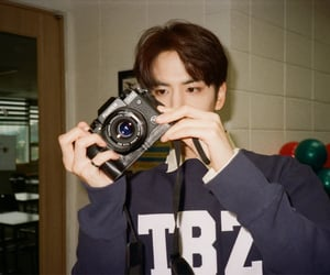 the boyz and younghoon image