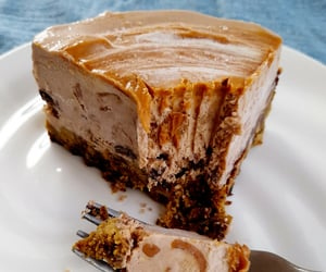 cake, delicious, and eat image