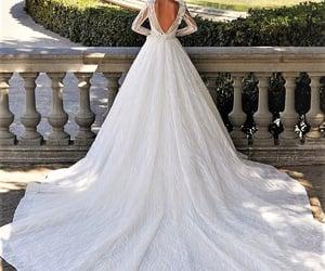 beautiful, vestido de novia, and boda image