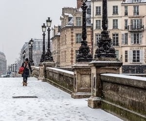 beautiful places, Christmas time, and cold image