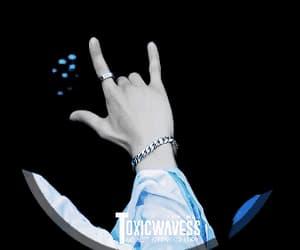 boy, dark blue, and bts image
