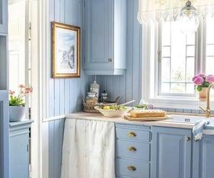 azul, belleza, and blue image