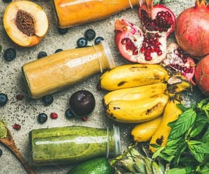 avocado, fruit, and mango image