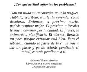 frase, sentimientos, and español image