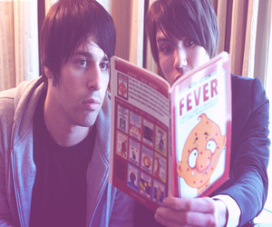 ryan ross, the young veins, and john walker image