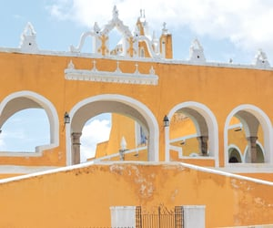 architecture, yellow, and culture image