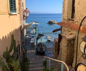 italia, mer, and mare image