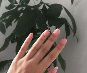 aesthetic, minimal, and nail image