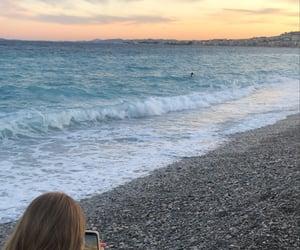 beach, beautiful, and blogger image