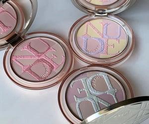 cosmetics, dior, and makeup image