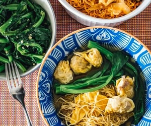 aesthetic, chinese food, and dumplings image