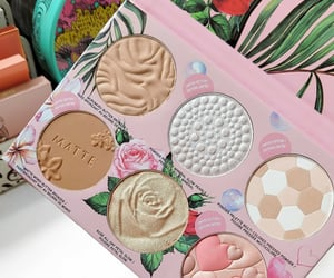 blush, highlighter, and limited edition image