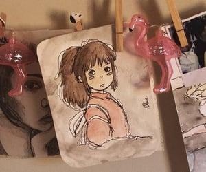 art, chihiro, and ghibli image