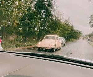 cars, photography, and rain image