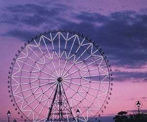 festival and purple image