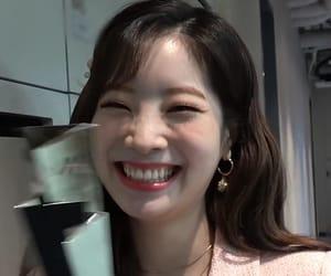 smile, dahyun, and tofu image