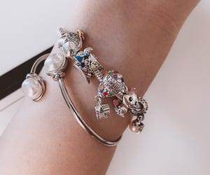 disney, pandora, and pandora bracelet image