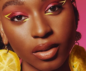 artists, shoot, and normani image