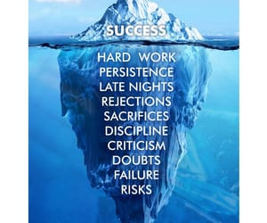 blue, motivation, and never give up image