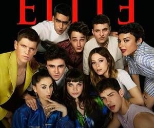 elite, netflix, and itzan escamilla image