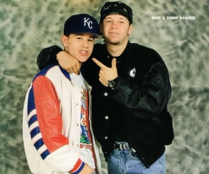1990s, new kids on the block, and 90s image