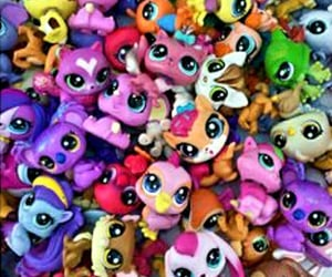 lps, toys, and littlepetshop image