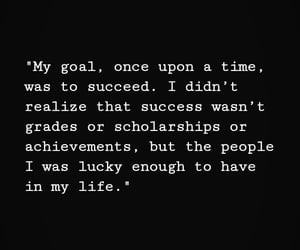 goal, grades, and life image