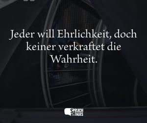 deutsch, wahrheit, and ehrlichkeit image