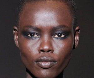 art, makeup, and beauty image