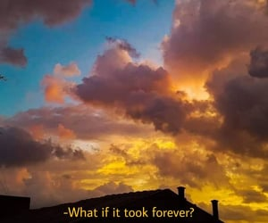 clouds, picture, and cover photo image