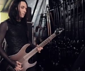 guitar, miw, and motionless in white image