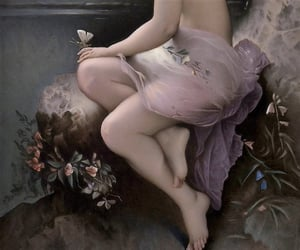 19th century, art detail, and painting image
