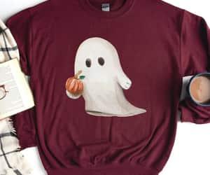 halloween vintage, oversized hoodie, and anime hoodie image