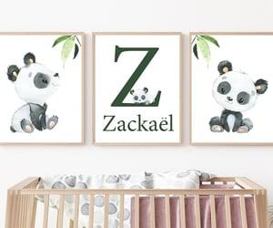 canvas print, etsy, and boy nursery print image