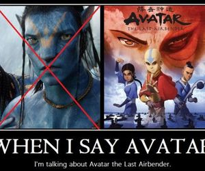avatar and avatar the last airbender image