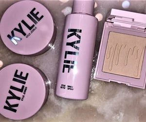 makeup, kyliecosmetics, and kylie image
