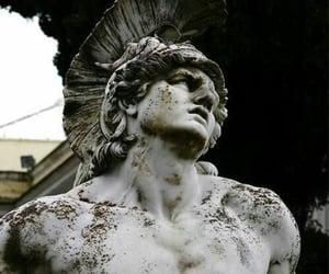 sculpture, art, and achilles image