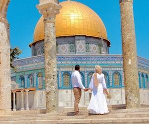 Jerusalem, palestine, and dome of the rock image
