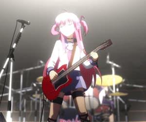 angel beats, anime girl, and gif image