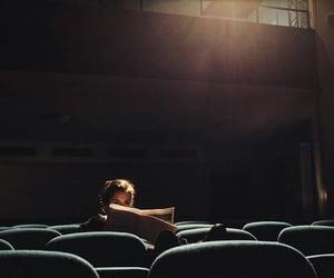 girl, cinema, and indie image