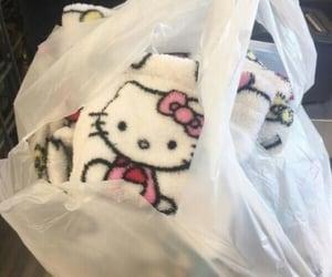 hello kitty, sanrio, and white image