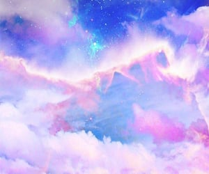 celeste, rosa, and cloud image