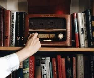 vintage and radio image