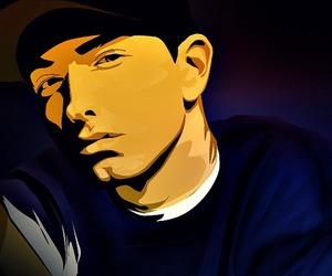 detroit, hip hop, and slim shady image