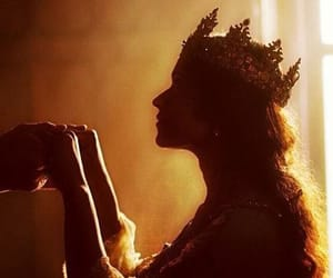 Queen, crown, and princess image