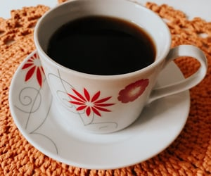 coffee, photography, and croche image