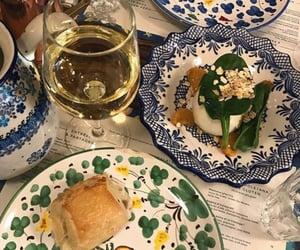 food, restaurant, and wine image