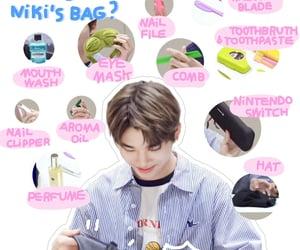 bag, tmi, and kpop image