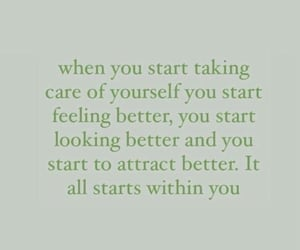 quotes, words, and self love image